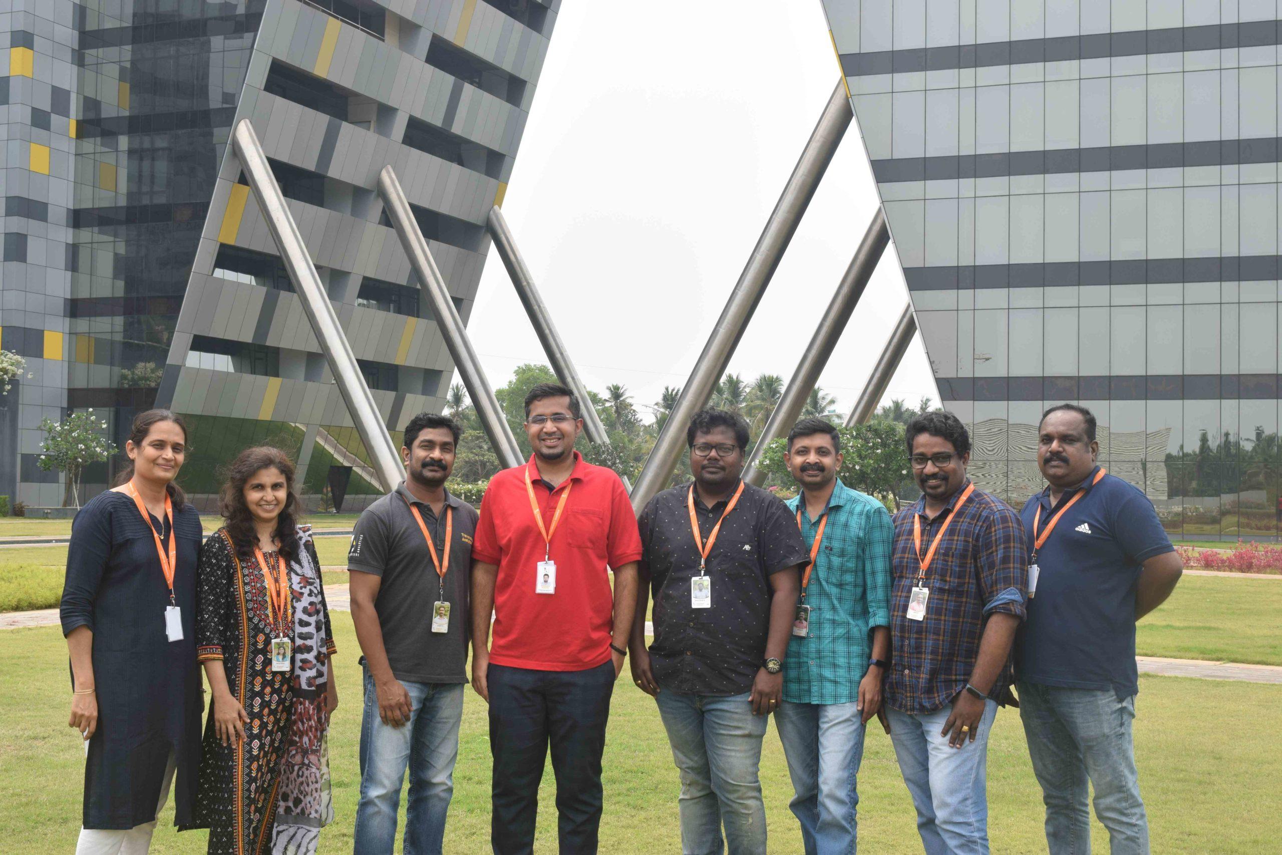 TA team in Trivandrum